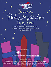 Friday Night Live at the Pico Union Project